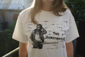 The Substantive T-Shirt - Bruce Springsteen t-shirts illustration