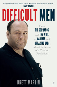 Difficult Men Book Review