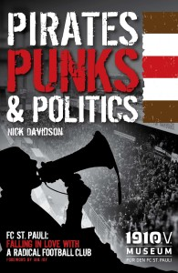 Pirates, Punks and Politics -FC St Pauli Book Review