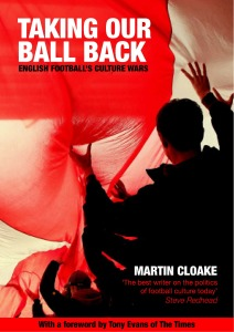 Taking Our Ball Back cover