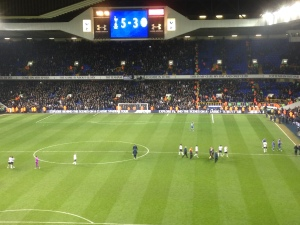 New Years Day Spurs 5  Chelsea 3