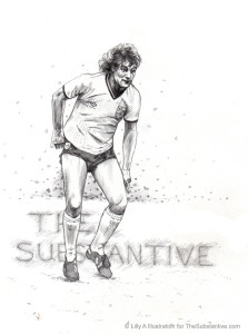 Glenn Hoddle by Lilly Allen