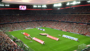 Spurs at Bayern Munich