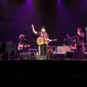 Willie Nelson and Family, Austin Rodeo 2016