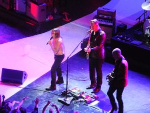 Iggy Pop Royal Albert Hall May 2016